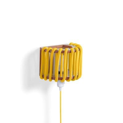 Wall Lamp Macaron 20 cm | Yellow