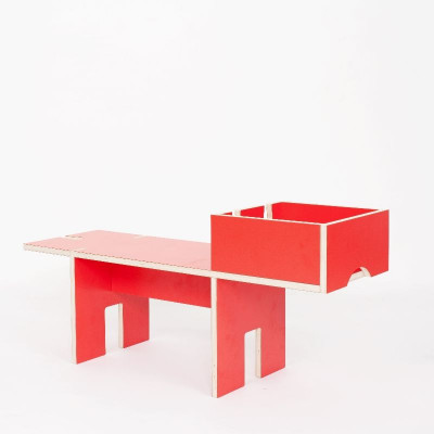 Medium Bobby Bench | Rot