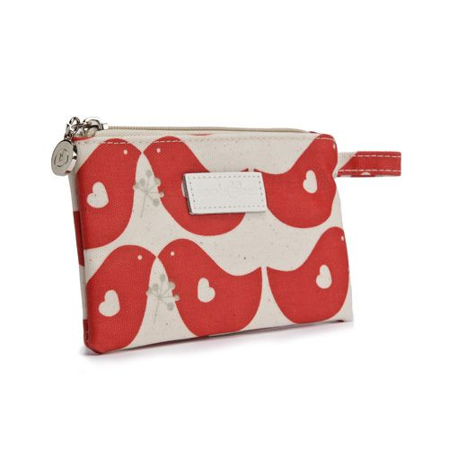 Small Make Up Bag Lovebird
