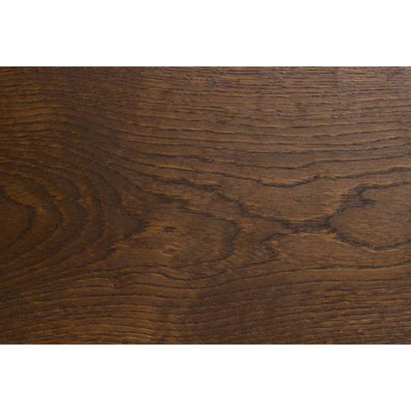 Coffee Table PLAYround Ø 75   Smoked Oak