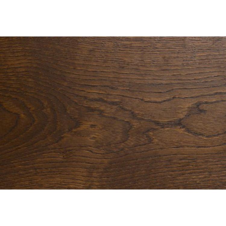 Esstisch PLAYdinner Lamé   L180 ohne Erweiterung   Geräuchertes Eichenholz