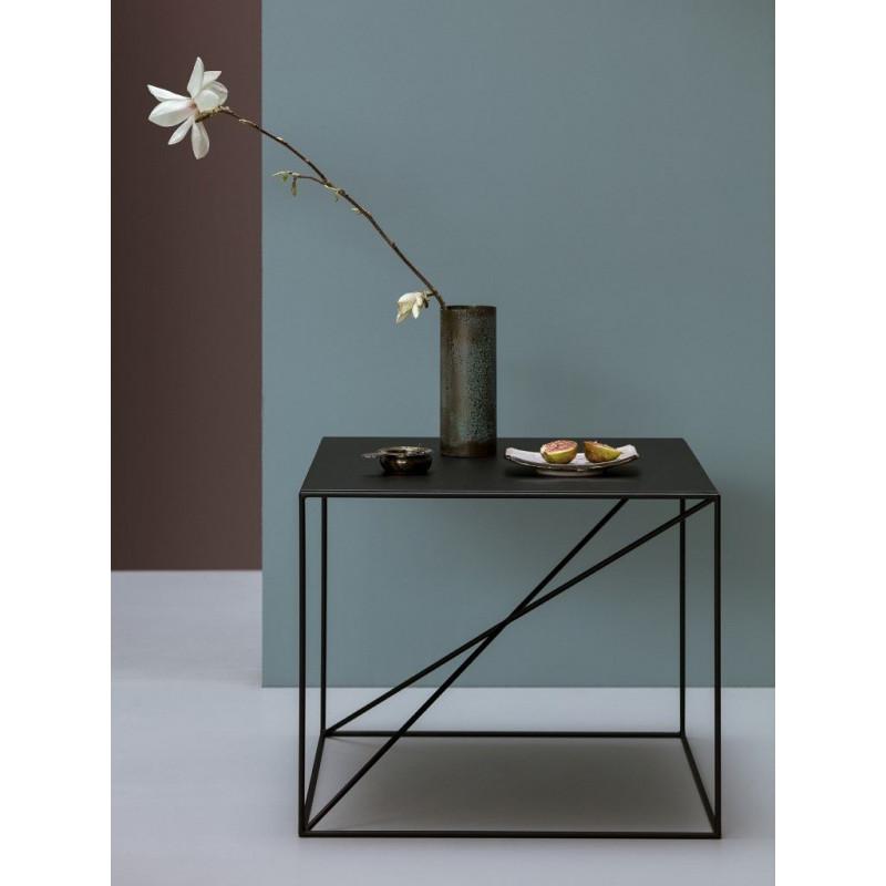 Small X Coffee Table | Black