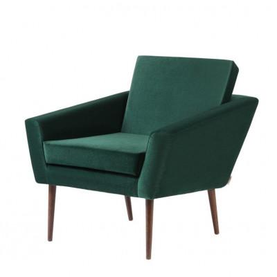 Supernova© Chair Velvet Line | Hunter Green