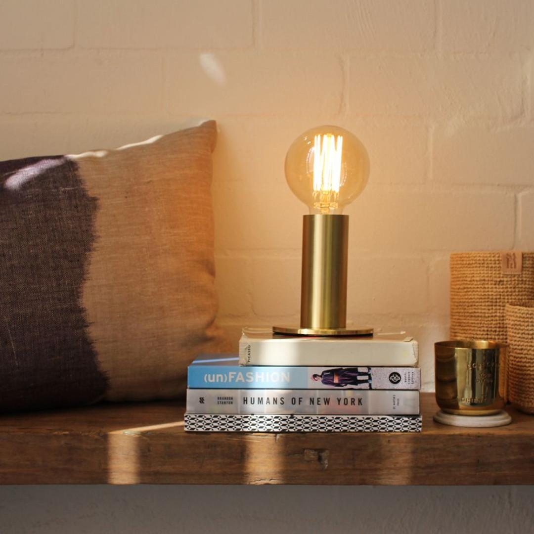 Lampe Sol | Gold