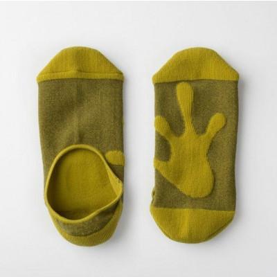 Footprint Socks | Frog