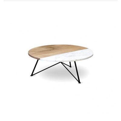 Sofa-Tisch | Limitierte Marmordip-Edition