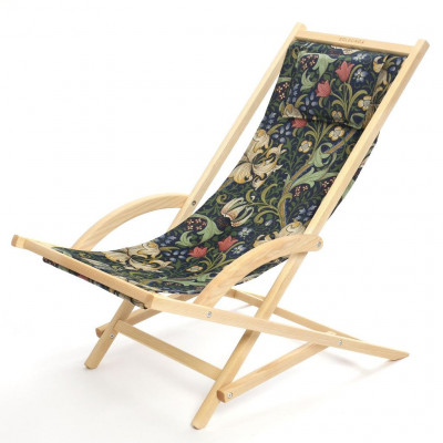 Rocking deck chair- Lily Morris & Co