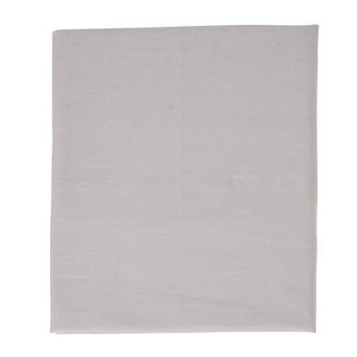 Fitted Sheet Cot | Solid Grey