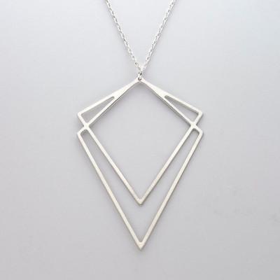 Halskette Solid   Silber