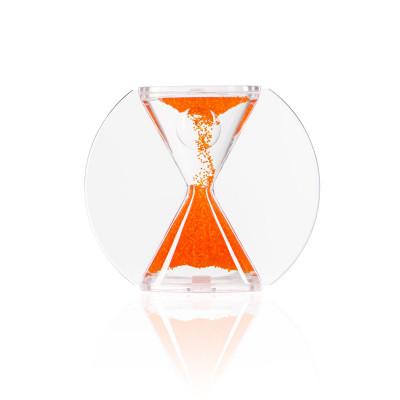 Hourglass   Orange