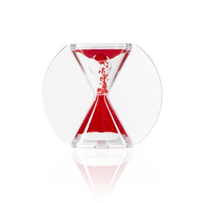 Hourglass   Red