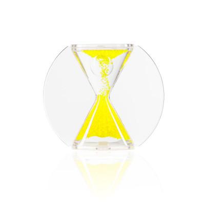Hourglass   Yellow