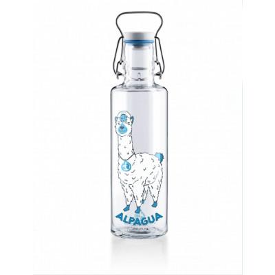 Trinkflasche Soulbottle 0,6 L | Alpaka