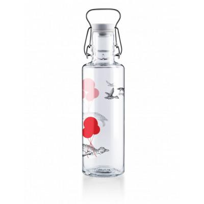 Trinkflasche Soulbottle 0,6 L | Flug der Pinguine
