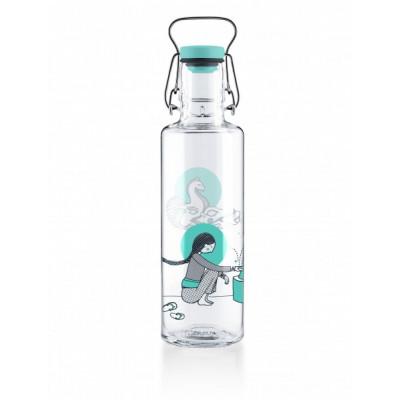 Trinkflasche Soulbottle 0,6 L | Hüterin der Quelle