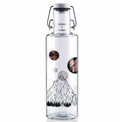 Trinkflasche Soulbottle 0,6 L | The Sky Is Not The Limit