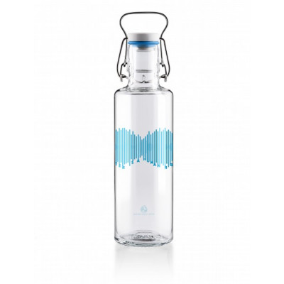 Trinkflasche Soulbottle 0,6 L | Water is a Human Right