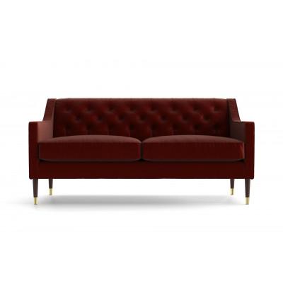 2-Sitzer-Sofa Dollie | Bordeaux
