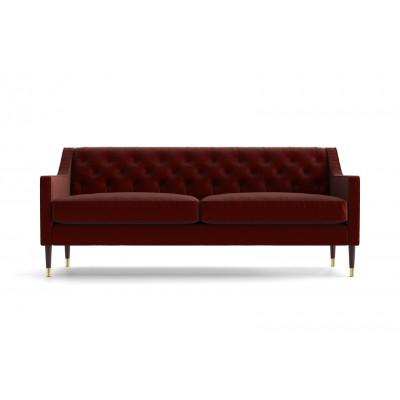 3-Sitzer-Sofa Dollie | Bordeaux
