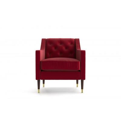 Sessel Dollie | Rot