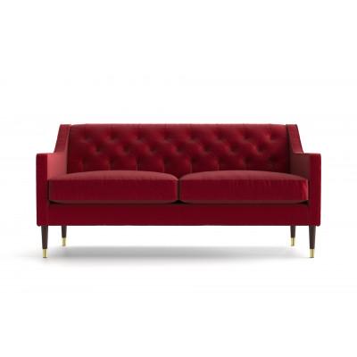 2-Sitzer-Sofa Dollie | Rot