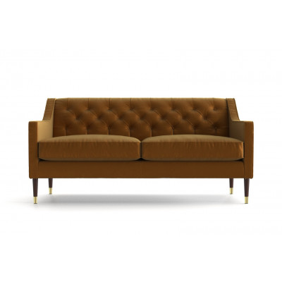 2-Sitzer-Sofa Dollie | Gold