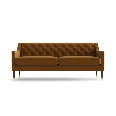 3-Sitzer-Sofa Dollie | Gold