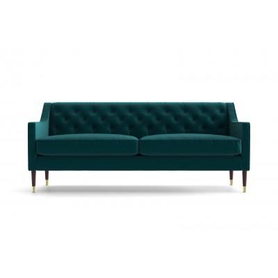 3-Sitzer-Sofa Dollie | Benzinblau