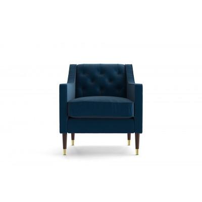 Sessel Dollie | Marineblau