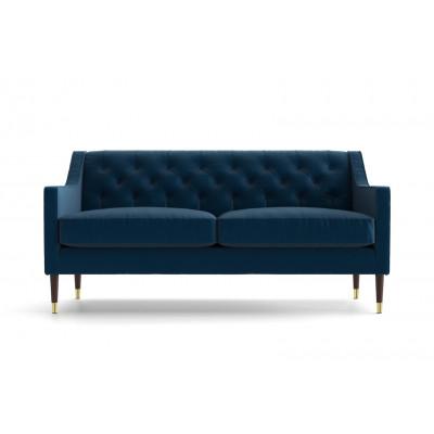 2-Sitzer-Sofa Dollie | Marineblau