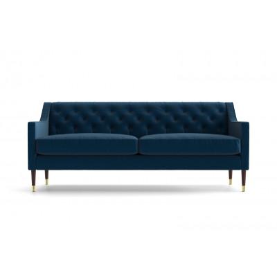 3-Sitzer-Sofa Dollie | Marineblau
