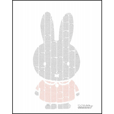 """Story Poster """"The Complete Miffy"""""""