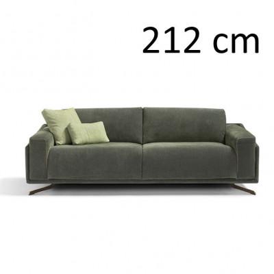 Sleeping Sofa Space L 212 cm | Green