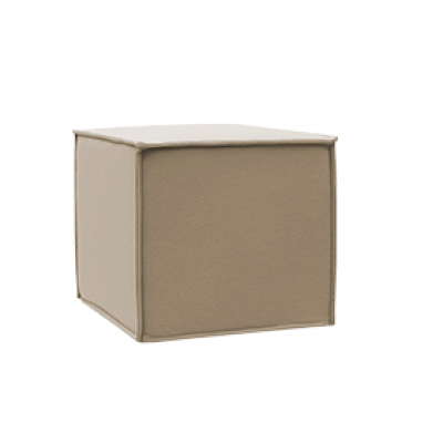 Outdoor Pouf Space | Sand