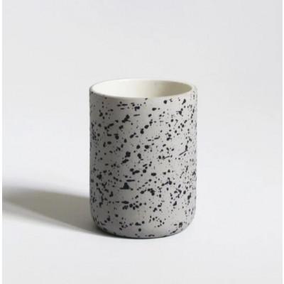 Kaffeetassenset mit 6 Stück | Gesprenkelt