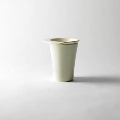 Spin Becher | Weiß