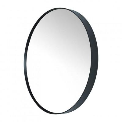 Round Mirror Donna 5   Black