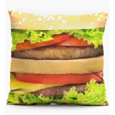 Pillow   Hamburger