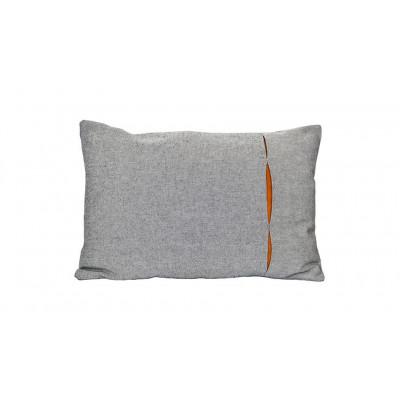 Tailor Made Split Pillow   Ginger Brown