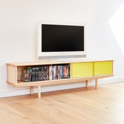 Splitter Sideboard 2 x 1/2 | Gelb