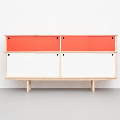 Splitter Sideboard 2 x 1+ 1/2 | Rot