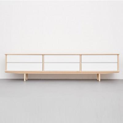 Splitter Sideboard 3 x 1 | Weiß