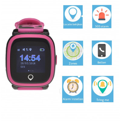 Spotter GPS Watch   Princess Pink