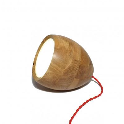 Spotty 3-in-1 lamp - Oak