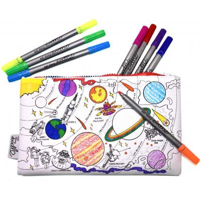 Bleistifttasche | Space Explorer