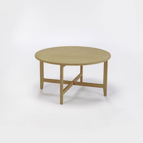 Tisch Spän Ø80 cm | Eiche