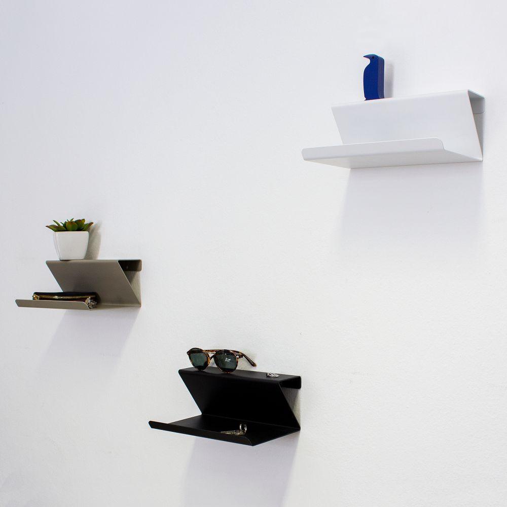 Wall Shelf Vinco | Black