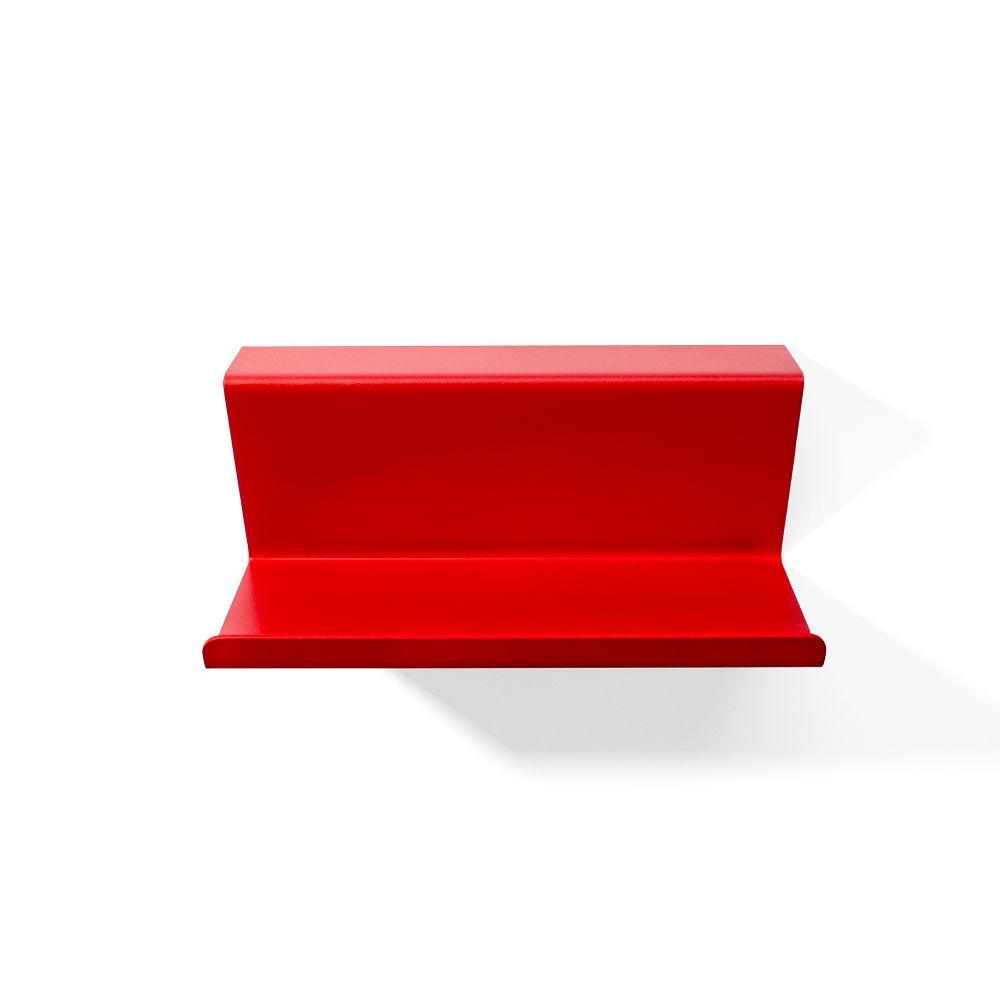 Wall Shelf Vinco | Red