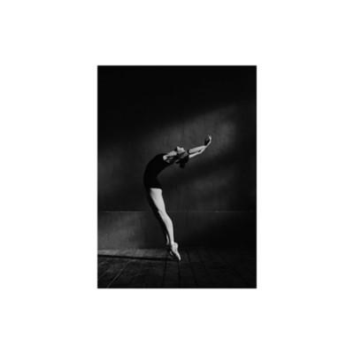 Gerahmte Leinwand | Ballett