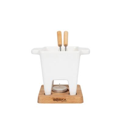 Fondue Set Bianco Tapas | White